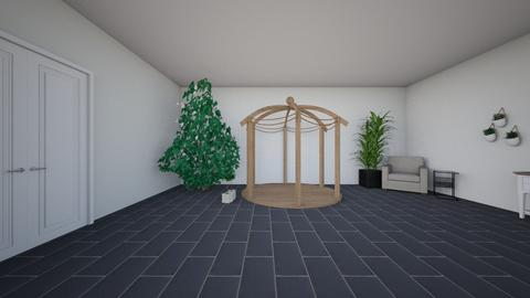 Cosy room - Garden - by Kaavyachakraborty