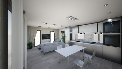 E - Living room - by adrikov10