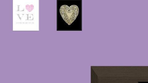 brittanys room - Bedroom - by reynaxa