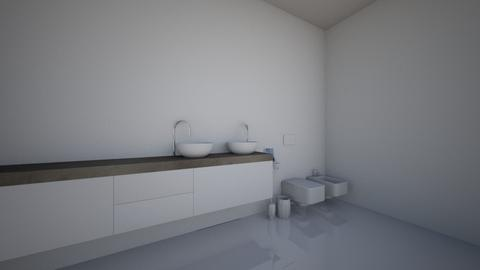 bath1 - by Asia Liberkowska