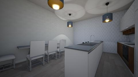 kitchen dining room  - Kitchen - by natayahomg
