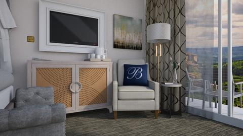 Hotel - Modern - Bedroom - by HenkRetro1960
