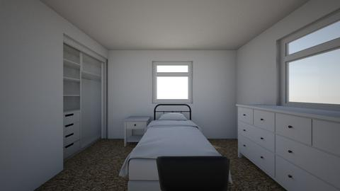 my room - by jenna soerens