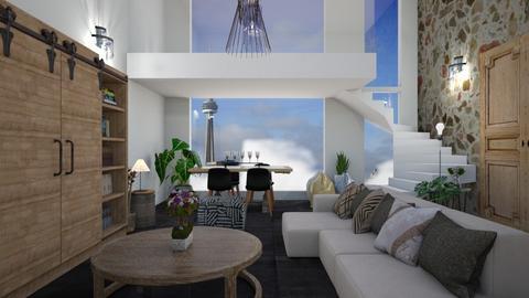YO - Living room - by augustmoon