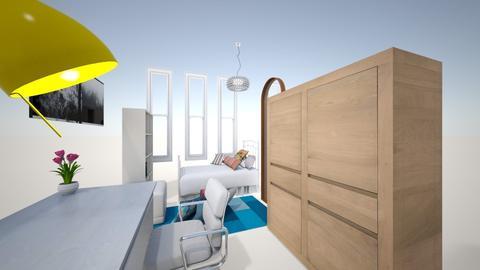 ulu ulu - Minimal - Bedroom - by giyakingkong