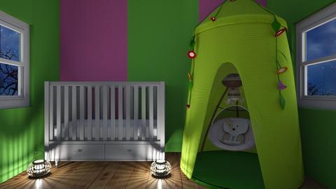 Fun Nursery 1 - Kids room - by briellej81