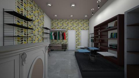 28SQM - Office - by HazelEvangelista