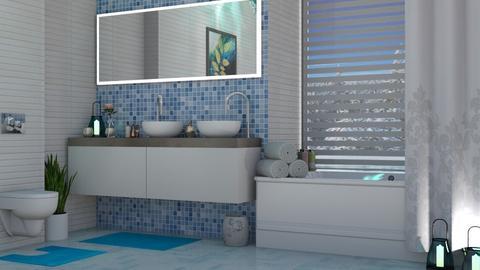 Take bath - Bathroom - by snjeskasmjeska