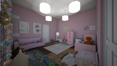 Lil One - Kids room - by Nik_Laurayne