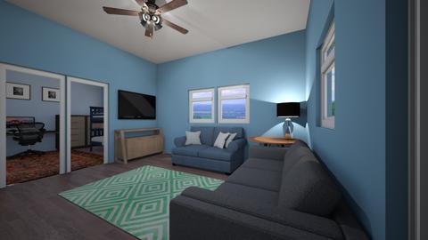 my living room - Living room - by ham_n_lid