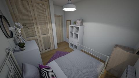 Habitacion Nerea 3 - Feminine - Bedroom - by everybodyfeel