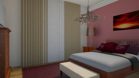 mum bedroom - Bedroom - by Ana Monteiro
