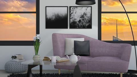 Interfenestration - Living room - by Keliann