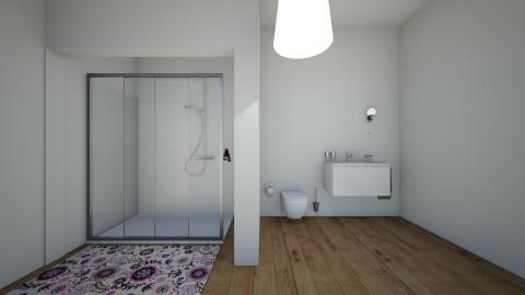 Random bathroom - by Molly_girl