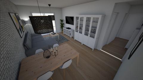Family Flat Living 1 - Modern - by everybodyfeel