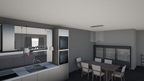 Citizen OAK - Modern - Living room - by idrees23