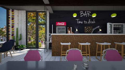 Barbabe - Eclectic - Kitchen - by timeandplace