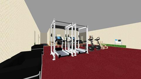 Juanita HS Training Room - Modern - by bwaseous