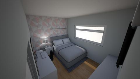 My Room - Bedroom - by erickastokes88