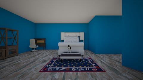 Forensic Room - Bedroom - by kfoulk1198