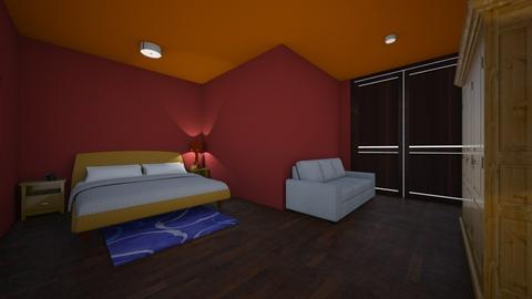 Candle_Kings_Room - Glamour - Bedroom - by wickedLayabout