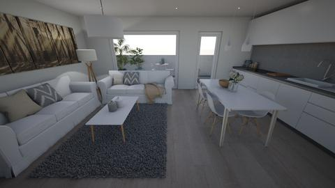 Salon - Modern - Living room - by everybodyfeel
