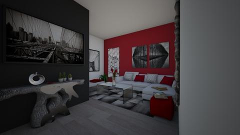 art passion - Living room - by antonieta123