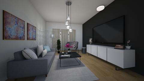 Dnevna soba - Living room - by Hilda Ni