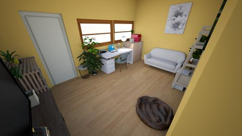 living11 - Classic - Living room - by Nitta JT