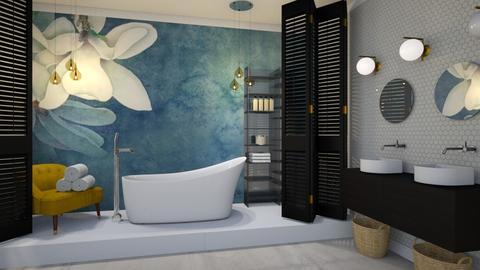 iris - Bathroom - by Ripley86