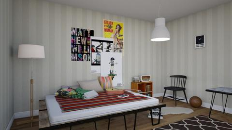 bedding - Bedroom - by hauser