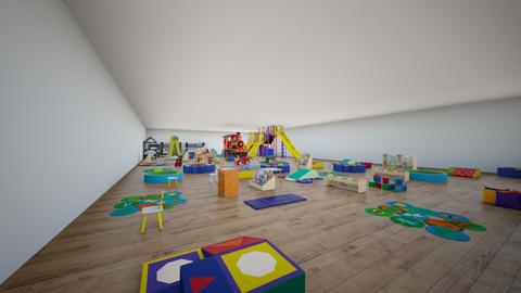 Kids play room - Kids room - by SmithFACS