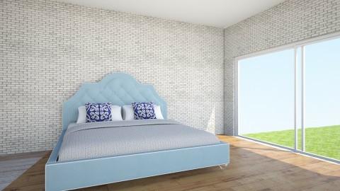 chambre azur - by rimouza