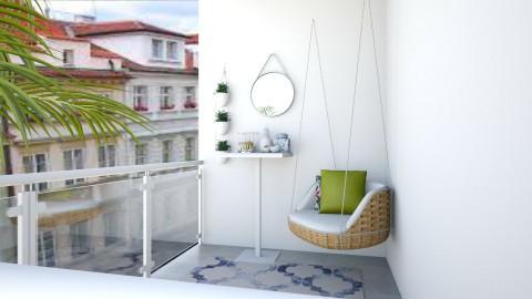 Balcony Breakfast - Garden - by mfurze