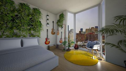 summer vsco - Bedroom - by DenaliBTS