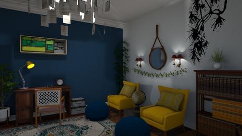 Boho Room - by ktmg