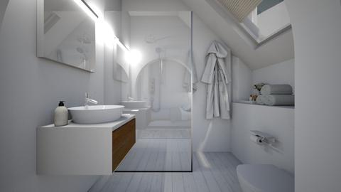 Casa190Bathroom - Eclectic - Bathroom - by nickynunes