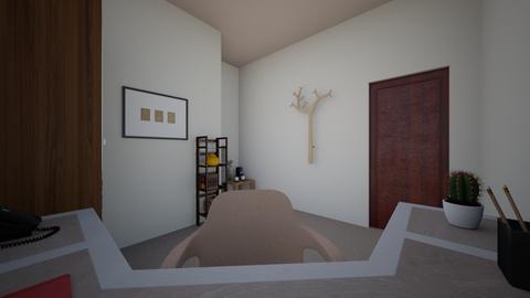 MIO UFFICIO - Office - by CaterinaBoccato
