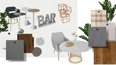 Restaurant and Bar concep - by Vladilena Kipriyanova