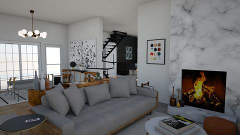 jacob - Modern - Living room - by love Tully love
