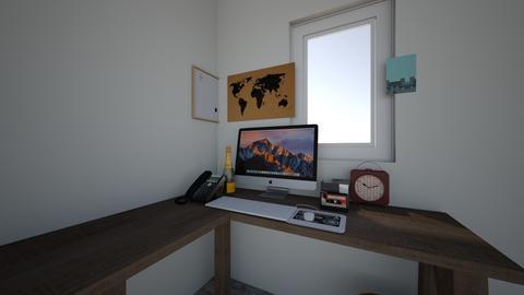 robert grandours  - Office - by doraldragons