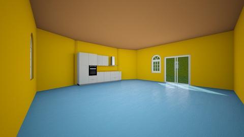 kitchen - by craig15