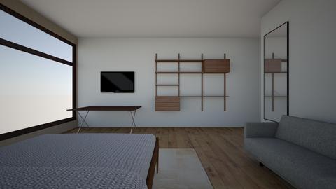 Miguel Antor final - Bedroom - by karlitajmlm