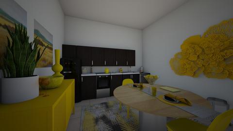 Cherrys Kitchen - Modern - Kitchen - by dreaminjayd