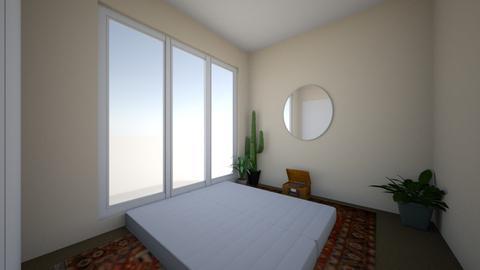 dream bedroom - Minimal - Bedroom - by lanita