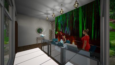 naturezen - Modern - Office - by soralobo