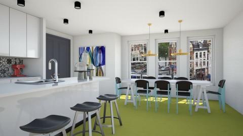 Kitchen for Sue - Modern - Kitchen - by 3rdfloor