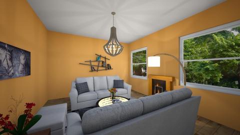 stylish - Living room - by sonakshirawat175