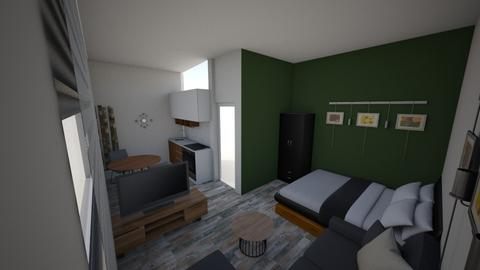 2 pers app 2 8 2 - Living room - by Marlou1966