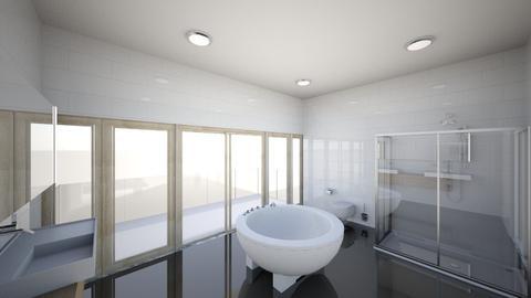 b - Bathroom - by Mariana Ortiz_817